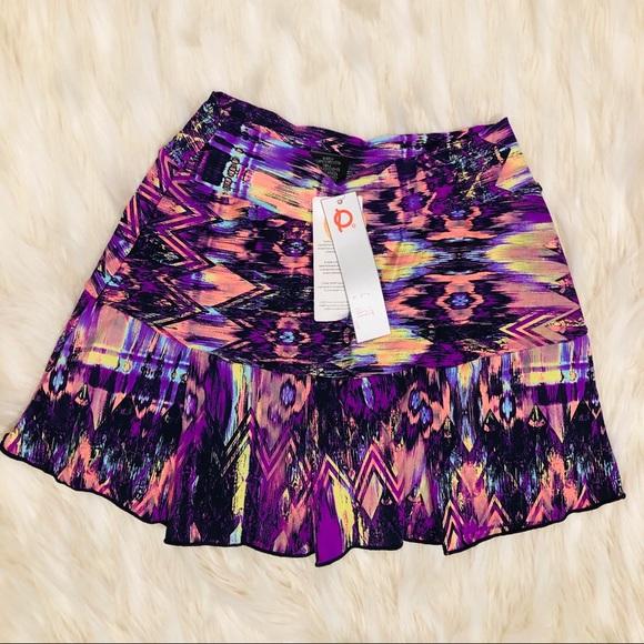 Dresses & Skirts - NWT! Fitness   Tennis Skirt   Skort Luxe Fabric